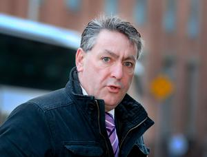 Fianna Fáil health spokesman Billy Kelleher Picture: Tom Burke