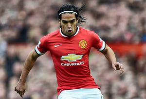 Louis Van Gaal has admitted Manchester United's decision to sign Falcao (pictured) on loan from Monaco, rather than a £45m permanent deal, was due to concerns over his recovery from a cruciate ligament injury sustained in January. Michael Regan/Getty Images