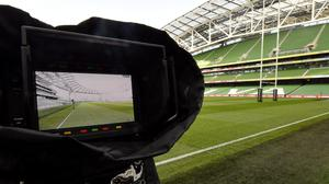 Some Six Nations matches will return to RTE in 2022