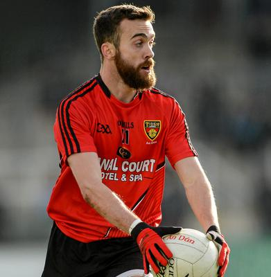 Conor Laverty showing up to training the day after his wedding was the definitive act of leadership