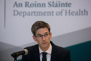 Dr Ronan Glynn acting Chief Medical Officer Department of Health. Photo: Gareth Chaney, Collins