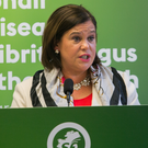 Sinn Féin leader Mary Lou McDonald. Photo: Collins