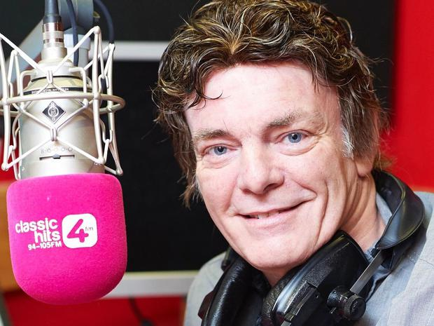 'Personal experience': Classic Hits FM presenter Niall Boylan. Photo: Michael Donnelly