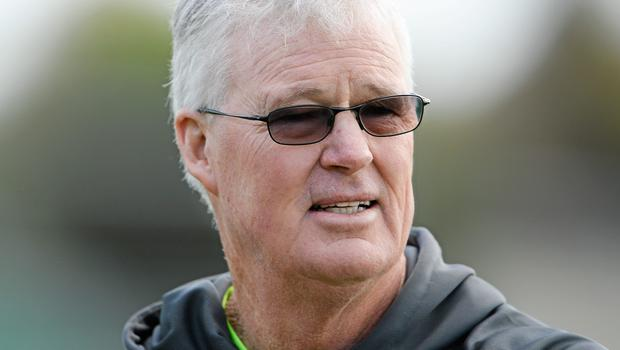 New Ireland coach John Bracewell: 'It's our ambition to become a Test-playing country'