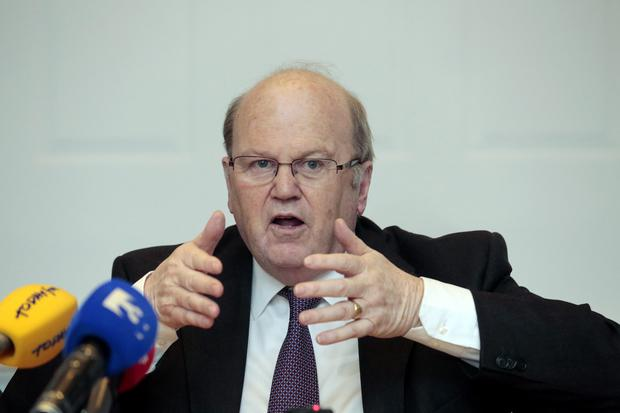Minister for Finance Michael Noonan is just one of the people who has questioned the 20pc rule
