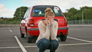 DRIVEN TO DISTRACTION: Drivers sitting the driving test have filed a litany of complaints