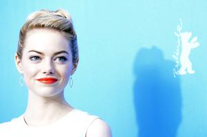 Emma Stone - She's starred in a number of girl power films, including The Help - one of the rare instances with women taking the reins in recent years.