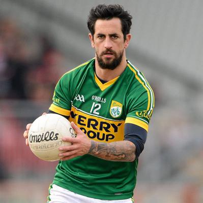 Never one for convention, Paul Galvin has brought the beard back into GAA fashion