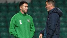 Roy Keane has called on Ireland's fleeting goalscorers to step up to the mark on Sunday and reduce the reliance on Robbie Keane