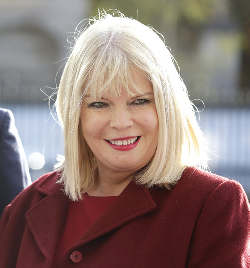 Higher Education Minister Mary Mitchell O'Connor. Photo: INM