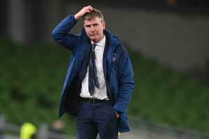 Ireland have gone eight games without a win under Stephen Kenny. Photo by Stephen McCarthy/Sportsfile