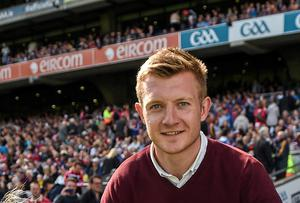 Galway captain Joe Canning. Picture credit: Ray McManus / SPORTSFILE