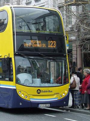 'There's more Mass on the bus on a Saturday night than any church'