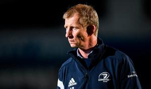 Leo Cullen: Frustrated. Photo: Ramsey Cardy/Sportsfile