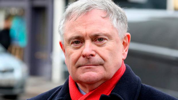Brendan Howlin. Photo: Tom Burke