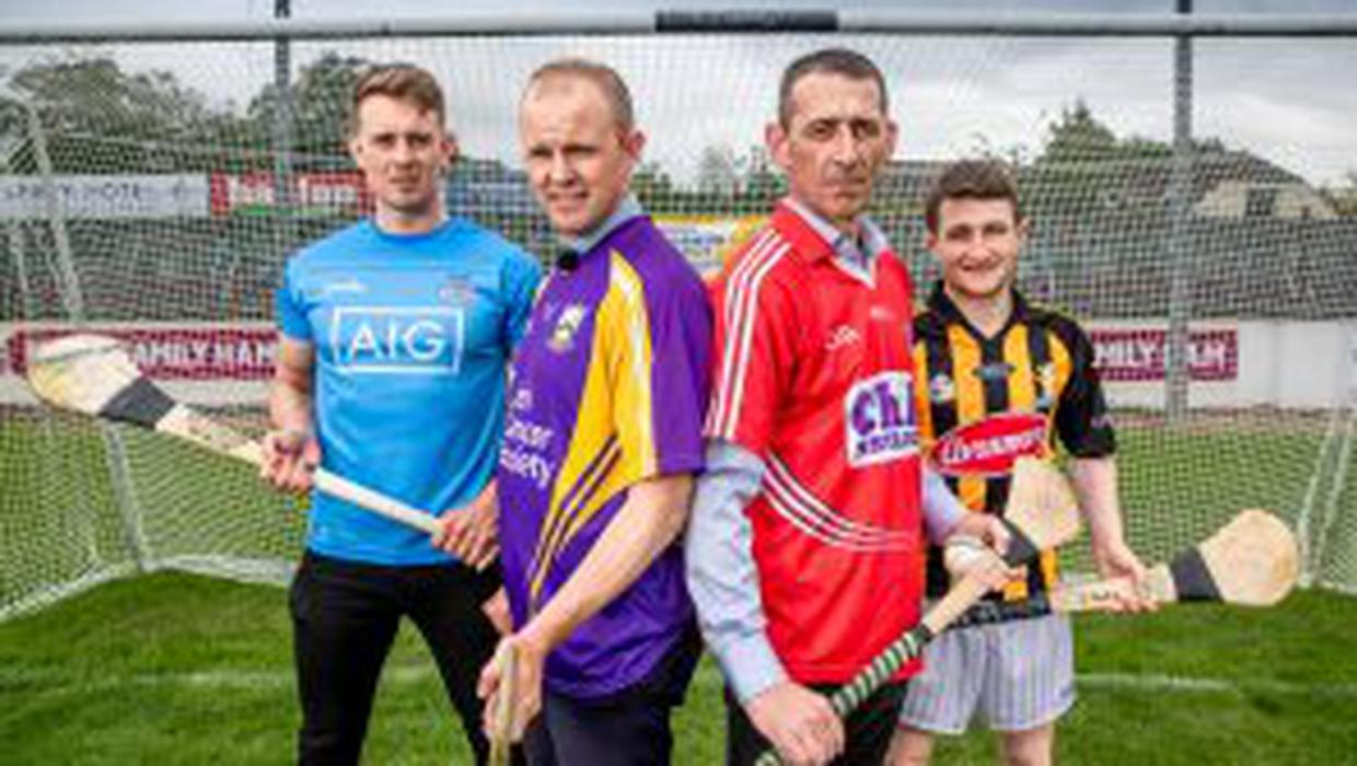 Stars put their skills on show as 2020 Hurling for Cancer goes virtual