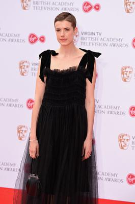 Agyness Deyn attends the Virgin TV BAFTA Television Awards at The Royal Festival Hall on May 14, 2017 in London, England.  (Photo by Jeff Spicer/Getty Images)
