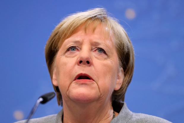 Chancellor Angela Merkel. Photo: AFP via Getty Images