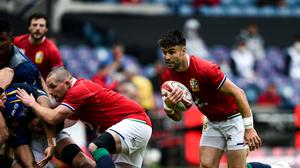 Conor Murray was a surprise choice as the new Lions captain. Photo by Ian Rutherford/Sportsfile