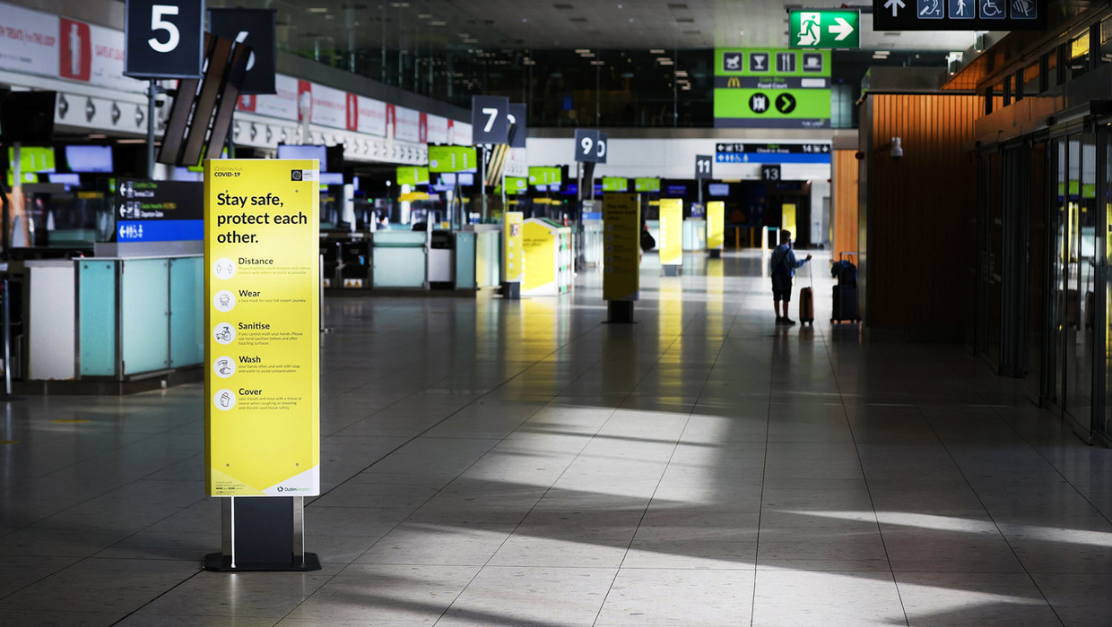 Dublin Airport Ready To Go For Covid Testing But Taoiseach Says It S Unwise Use Of Resources Independent Ie Get access to exclusive content and experiences on the world's largest membership platform for artists and creators. dublin airport ready to go for covid