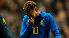 Brazil's Neymar will not be captain for the Copa America