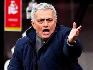 Jose Mourinho. Photo: PA