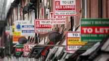 The average cost of renting across the country is now €987 a month. Stock Image: GETTY