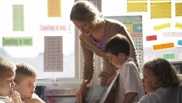 Primary teachers will be paid to be available for work under new plans to address staff shortages in schools. Stock photo: Getty