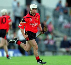 Noel Sands earned three All-Star nominations during his career and won three Ulster hurling titles with Down. Picture credit; Aoife Rice / SPORTSFILE