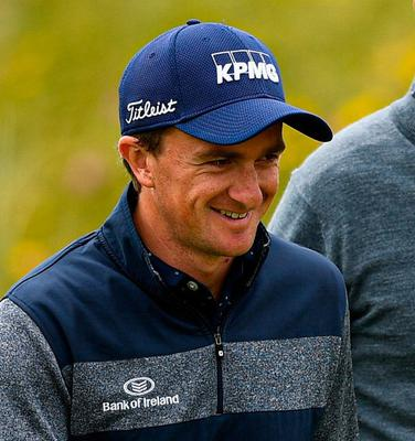 Paul Dunne: 'You never really know how you're playing until you get that card in your hand'. Photo: Sportsfile