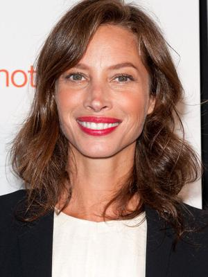 NEW YORK, NY - OCTOBER 05:  Christy Turlington Burns attends The Tracy Anderson Method Pregnancy Project at Le Bain At The Standard on October 5, 2012 in New York City.  (Photo by D Dipasupil/FilmMagic)