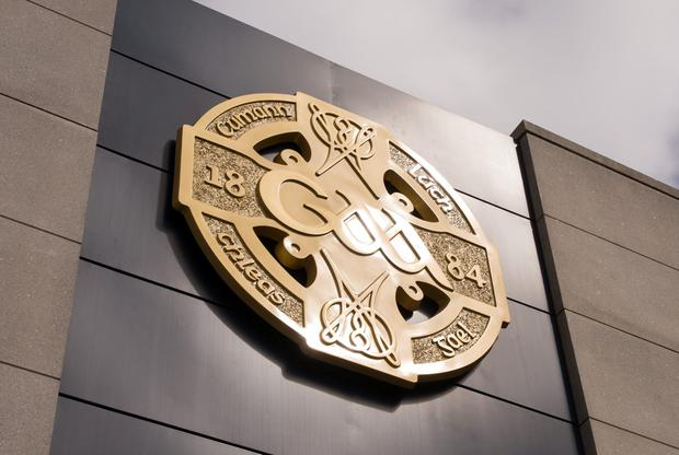 The exterior of Croke Park.