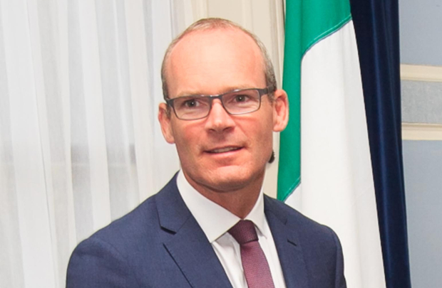 Minister for Foreign Affairs Simon Coveney has held talks on the North. Photo: Gareth Chaney/Collins Photo Agency