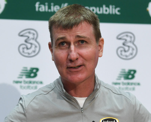 'Ireland should not try to change what's not broken and let Stephen Kenny be Stephen Kenny.' Photo: Harry Murphy/Sportsfile