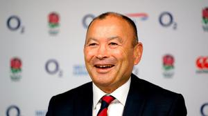 England head coach Eddie Jones retains the full support of the Rugby Football Union board following a Six Nations debrief, the governing body has announced. Tess Derry/PA Wire.