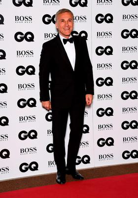 Christoph Waltz attends the GQ Men Of The Year Awards at The Royal Opera House on September 8, 2015 in London, England.  (Photo by Gareth Cattermole/Getty Images)