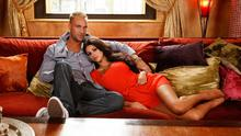 Calum Best and Georgia Penna (nee Salpa) in 2011. Picture: Kieran Harnett/VIP Magazine