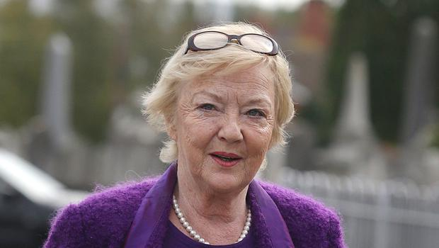 The late Marian Finucane. Photo: Damien Eagers / INM