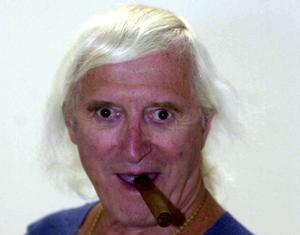 File photo dated 15/8/2000 of Jimmy Savile.  It has been reported that Savile could have sexually abused treble the number of victims who have come forward so far. PRESS ASSOCIATION Photo. Issue date: Friday April 19, 2013. See PA story POLICE Savile. Photo credit should read: Fiona Hanson/PA Wire
