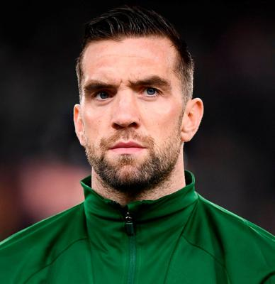 Ireland defender Shane Duffy has been linked with a loan move to Celtic. Photo: Sportsfile