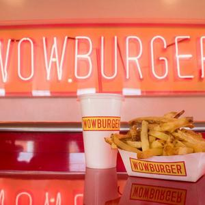 Food from the Wowburger brand will be served