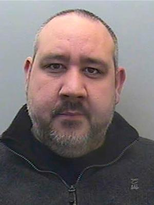 Paul Brown was jailed for 21 years after he set up a fake modelling website to lure women to his studio for sex Photo credit: Devon and Cornwall Police/PA Wire