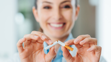 PACK IT IN: Patients who don't smoke 24 hours before surgery are less likely to get a wound infection