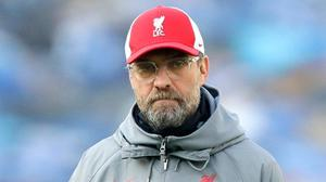 Liverpool manager Jurgen Klopp. Photo: Getty Images