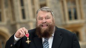 Actor Brian Blessed (Steve Parsons/PA)