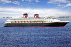 Disney Magic: The cruise ship is scheduled to call at Dublin Port in 2016.