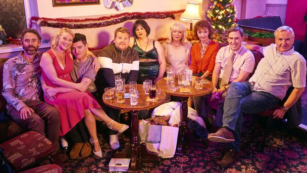 Gavin and Stacey was a ratings winner at Christmas (Tom Jackson/BBC)