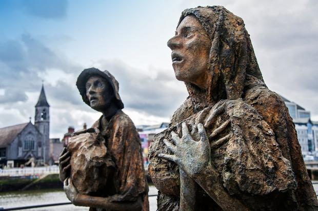The generosity dates back to a gesture made in March 1847 when the Choctaw tribe heard of the Great Famine.