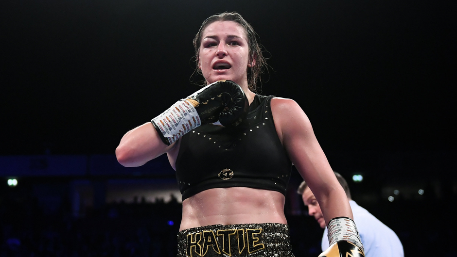 Katie Taylor feels like a prisoner in her hotel in Essex as she gets ready for her fight on Saturday