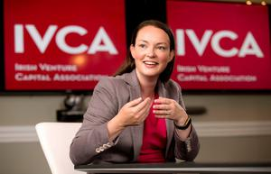 IVCA director general Sarah-Jane Larkin. Photo: Fennell Photography